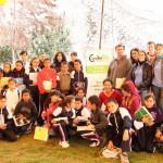 Proyecto Cuadertón de la UAA Entrega 400 Libretas Manufacturadas con Material Escolar de Reuso