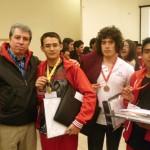 De Nueva Cuenta Destacan Alumnos de Bachilleratos Aguascalentenses en la Olimpiada Nacional de Biología