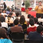 Farándula Universitaria Retoma sus Actividades para este Semestre con el Cuentacuentos Rodrigo Pérez Muñoz