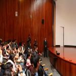 Estudiantes del CEM Participan en Ciclo de Conferencias sobre Manejo de Sistemas de Información y Servicios Tecnológicos en la Educación