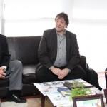 UAA Inicia Lazos de Vinculación con Universidad y Empresa Canadiense