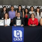 Reconoce Rector Andrade Cervantes el Nivel Académico de los Estudiantes de LAF Triunfadores en el Maratón de Finanzas