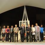 Inaugura Rector de la UAA Velaria en el Centro de Educación Media