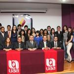 Rinde Protesta Nueva Mesa Directiva del IMEF Universitario UAA