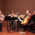 El Reconocido y Talentoso Cuarteto de Cuerdas José White se Presentará en Polifonía Universitaria