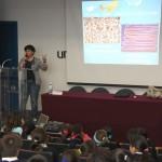 Conferencia Acerca de los Parásitos en los Viernes de Ciencia y Tecnología de la UAA