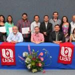 Egresa la Primera Generación del Diplomado en Educación Ambiental en Condiciones de Cambio Climático, en la UAA