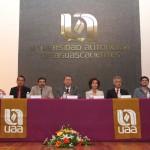 UAA Sede del Primer Congreso de Cultura Física y Deporte 2012