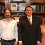 UAA Iniciará Proyectos Científicos con el Embajador Manish Uprety Contra la Desnutrición
