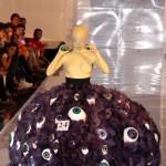 Derroche de Creatividad en los Diseños de Vestuario Escénico Concursantes en UNIMODAA 2012