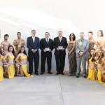 """Grupo """"Aloha"""" del Centro de Educación Media Obtiene Varios Premios en el Concurso Nacional de Danza Polinesia Heiva 2012"""