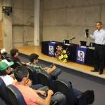 Analizan el Proyecto Filosófico de David Hume, Durante Cátedra Ezequiel A. Chávez en la UAA