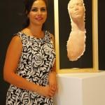"""""""La Muerte por el Ser"""" de Lluvia Cervantes Vega en Exposición en el Centro Cultural Universitario"""