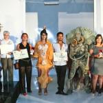 Concluyó Concurso de UNIMODAA 2012, Estudiantes de la Autónoma de Aguascalientes Obtienen Segundo y Tercer Lugar