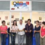 """Reflejan la Nobleza de las Personas en Exposición """"Gente Buena"""" de la Galería 9.2m2 de Arte"""