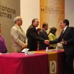 Reciben Trabajadores Administrativos Reconocimientos por Años de Servicio en la UAA