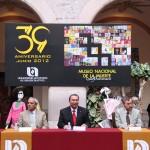 Celebran Universitarios el Quinto Aniversario del Museo Nacional de la Muerte, un Reflejo de las Tradiciones Mexicanas