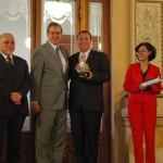 Recibe la Universidad Autónoma le Aguascalientes Premio al Mérito Ecológico 2012, a Nivel Nacional.
