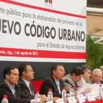 UAA Reconocida por su Participación en la Generación del Nuevo Código Urbano para Aguascalientes