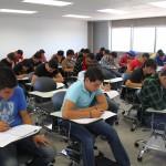Campus Sur de la UAA ya es una Realidad y a Partir de Hoy Acudieron Alumnos a Curso Propedéutico: MAC