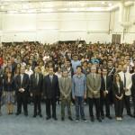 Alumnos de Nuevo Ingreso se Incorporan a una Comunidad Académica Vigoroza, a la UAA.