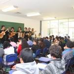 Otorga Rector Apoyo Decidido a Actividades Artísticas y Culturales en Bachillerato