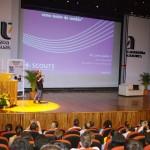 Los Jóvenes Deben Ser el Motor de Cambio en el País, Organizarse y Propiciar un Nuevo Entorno: LG