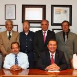Entrega Rector Cheques de Jubilación a Docentes y Administrativos de la UAA.