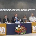 Más de 34 Eventos Académicos se Realizarán en la UAA Durante el Semestre Agosto – Diciembre 2012.