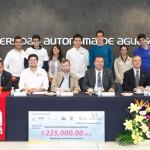 Cámaras Empresariales de Aguascalientes Donan 225 Mil Pesos para Campus Sur de la UAA