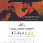 A Partir de este Lunes 17 de Septiembre se Exhibirán Obras de Arte que se Subastarán para Beneficio de la UAA.