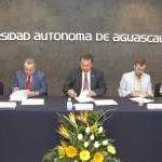 Firman Convenio de Colaboración la Universidad Autónoma de Aguascalientes y la Cámara de la Industria del Vestido.
