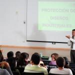 A Estudiantes de la UAA se les Informa Sobre el Proceso de Protección a sus Creaciones y Desarrollos Intelectuales e Industriales
