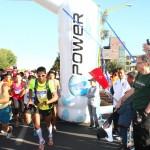 UAA Registra Gran Participación en la Carrera Atlética Universitaria Gallos 2012, Corriendo a Favor del Agua