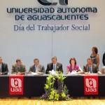 Gobiernos Federal, Estatal, Municipal y la UAA Firman Compromiso de Trabajo Social
