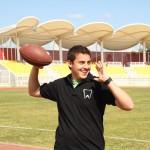 Gallos de Fútbol Americano de la UAA Ganan a Corceles de Guadalajara