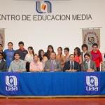 Más de 10 Carreras de la UAA Renuevan sus Mesas Directivas de Sociedades de Alumnos