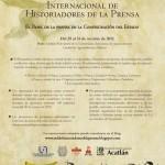 Más de 40 Instituciones de América y Europa se Reunirán en la UAA para Analizar la Prensa y el Estado