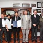 Egresado de Ingeniería Civil de la UAA Recibe Premio Ceneval al Desempeño de Excelencia-EGEL