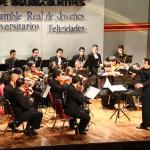 Exitoso Concierto del Ensamble Real de Jóvenes Universitarios