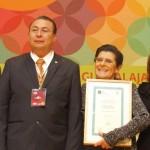 Comunidad Internacional Reconoce a Bibliotecaria de la UAA
