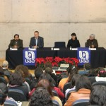 Carreras de Trabajo Social y Sociología de la UAA, se Unen para Realizar el Foro Académico de Práctica Comunitaria 2012