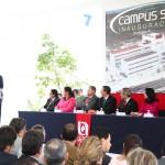 Se Inaugura la Primera Etapa Fase A del Campus Sur de la UAA