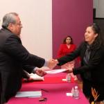 76 Maestros Reciben Diploma de Competencias Docententes en el Nivel Medio Superior y Formación de Directores