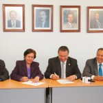 Firma UAA con la Asociación de Catedráticos Convenio de Negociación Salarial para este 2013