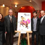 Egresado de la UAA ganador del concurso del cartel de la FNSM 2013