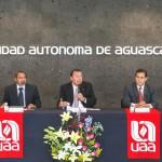 Lanza UAA convocatoria para premio servicio y emprendedurismo social 2013