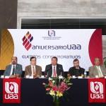 Presenta UAA eventos conmemorativos del  40 aniversario