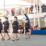 CEM de la UAA promueve formación cívica e integración con concurso de escoltas escolares