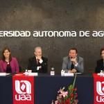 Instituye Patronato de la UAA presea a la Excelencia Profesional.